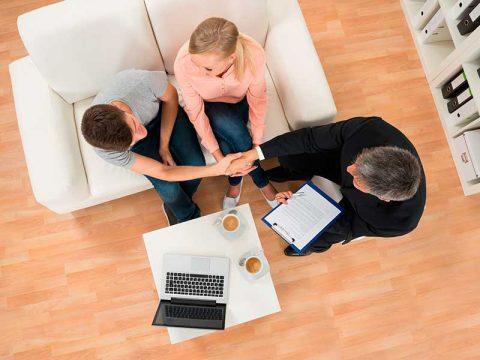 documentos de compra-venta de una casa